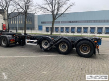 Trailer Renders EURO 800 EX / AUS / UIT / Multi - 20 / 30 / 40 / 45 ft - High cube tweedehands containersysteem