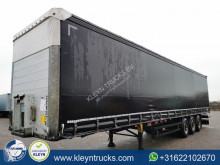 Schmitz Cargobull tautliner semi-trailer BLACK CURTAINS back doors rotos axl