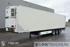 Krone SD semi-trailer used mono temperature refrigerated