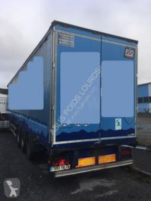 Lecitrailer Non spécifié semi-trailer used tautliner