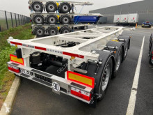 Trailer LAG 20' nieuw chassis