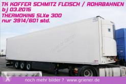 Semi remorque Schmitz Cargobull SKO SKO 24/FLEISCH / ROHRBAHNEN 5+ 1 TK SLX e 300 !! isotherme occasion
