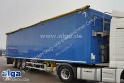 Semitrailer Knapen K200, 92m³, 10mm Boden, SAF, Luft-Lift, Funk rörligt underlag begagnad
