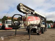 Stetter Kel-Berg 2 Akslet 12 m3 + Theam 16,5 m. tweedehands overige trailers