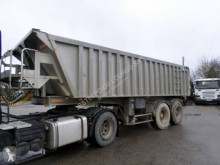 Benalu construction dump semi-trailer aluminium