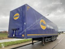 Semitrailer transportbil Schmitz Cargobull 3-Axle Box / BPW Axles / Drumbrakes / APK / NL Trailer