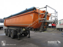 Schmitz Cargobull Kipper Stahlrundmulde 24m³ semi-trailer used tipper