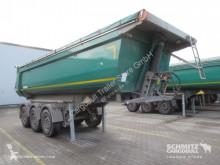 Trailer Schmitz Cargobull Kipper Stahlrundmulde 24m³ tweedehands kipper