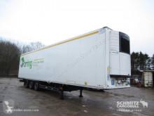 نصف مقطورة Schmitz Cargobull Tiefkühler Multitemp Doppelstock Trennwand محافظ على درجة الحرارة مستعمل