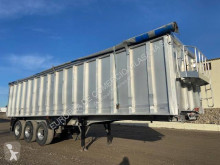 Tisvol bañera cereal semi-trailer used cereal tipper