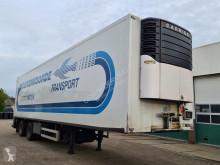 Trailer Floor Gesloten Bak Dhollandia achtersluit laadklep / wordt verkocht ZONDER koelmotor tweedehands koelwagen