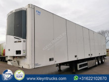 FULL SIDE OPENING thermoking slx taill semi-trailer used mono temperature refrigerated