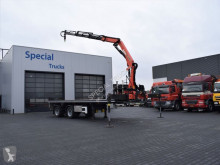 Royen Trailer + Palfinger PK13001K (2011) used other semi-trailers