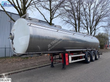 Полуприцеп цистерна Maisonneuve Chemie 32,419 liters, hydraulic driven pump