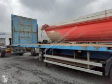 Sættevogn containervogn Samro PLATEAU PORTE CONTAINER