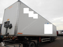 Semitrailer transportbil Fruehauf Non spécifié