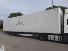 Krone SDP semi-trailer used Clothes transport box