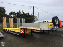 MAX Trailer Max 100 PORTE ENGINS 3 ESSIEUX MAX 100 semi-trailer new heavy equipment transport