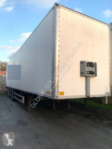 Fruehauf TX34VW semi-trailer used box