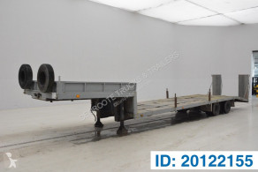 Semi remorque porte engins Varmo Low bed trailer