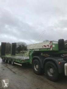 Naczepa Robuste Kaiser 4ESS do transportu sprzętów ciężkich używana