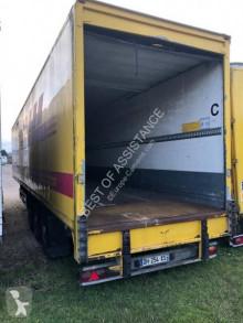 Semirremolque furgón caja polyfond Samro FOURGON 3 ESSIEUX