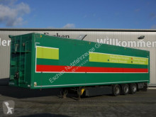 Kraker trailers CF-200Z 94 m³ MEGA*10 mm Boden*Smart Board*BPW semi-trailer used moving floor