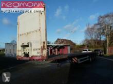 Krone flatbed semi-trailer SDP SDP 27, offenes Plateau, Verbreiteruungen, dE