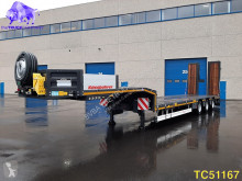 Kässbohrer SLH 3 Low-bed semi-trailer used heavy equipment transport