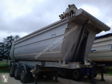 Menci BENNE TP semi-trailer used tipper
