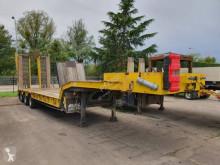 Semitrailer maskinbärare Castera