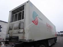 Renders mono temperature refrigerated semi-trailer Mieso,Meat,rohrbahen,railer,vi