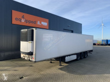 Sættevogn køleskab monotemperatur Krone Carrier Vector 1850 D/E, discbrakes, palletbox, NL-trailer, APK: 12/2021