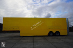 Trailer Van Eck DOUBLE FLOOR TRAILER tweedehands autotransporter