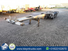EKW ROC-43TA3A multi high cube semi-trailer used container
