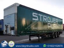 Schmitz Cargobull 2.5T ZEPRO TAILLIFT rotos disc brakes semi-trailer used tautliner