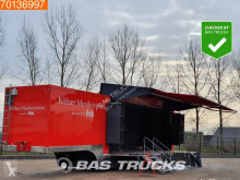 Meusburger MPG 2 Complete Music Stage! Podium Promotion trailer + VIP Lounge used other semi-trailers