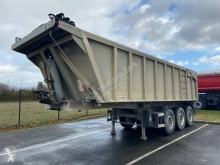 Kaiser TP ALU porte hydraulique semi-trailer used tipper