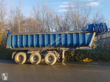 Montenegro SCHF-3S/3C-C semi-trailer used two-way side tipper