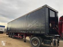 Asca tautliner semi-trailer EE 789 DE Possibilité location OU LOA
