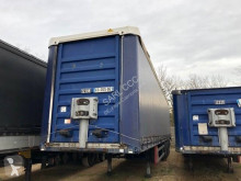 Fruehauf tautliner semi-trailer CG 265 BZ Possibilité location ou LOA