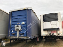 Fruehauf tautliner semi-trailer CF 860 VN Possibilité location ou LOA