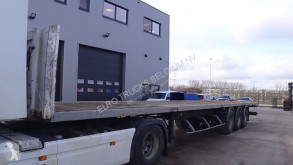 Trailor DRUM BRAKES / FREINS TAMBOUR semi-trailer used flatbed