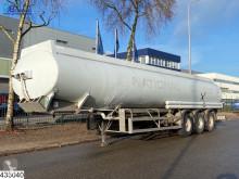 نصف مقطورة صهريج Merceron Fuel 39678 Liter, 9 Compartments