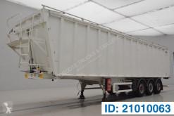 Benalu Aluminum Bulk liner semi-trailer used tipper