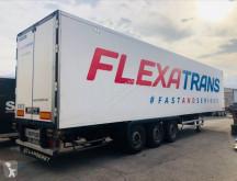 Lamberet semi-trailer used multi temperature refrigerated