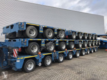Goldhofer heavy equipment transport semi-trailer THP SL 3 + THP SL 4 + THP SL 6 + THP SL 6