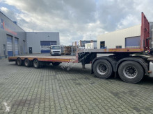 Broshuis heavy equipment transport semi-trailer BROSHUIS, Extandable 17.80 Mtr. Steel Suspension