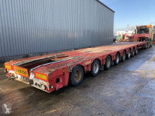 Nooteboom heavy equipment transport semi-trailer MC0-121-08V - 8 AXLES - BED 13,31 + 9,06 METER