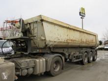 Semirremolque Schmitz Gotha SKI Sattelkippauflieger SKI 24-8,2 Kippauflieger volquete usado